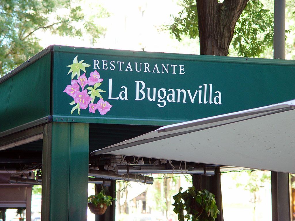 Restaurante la buganvilla almagro - La buganvilla ...