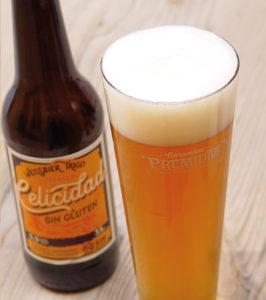 Cerveza Celicidad Trigo