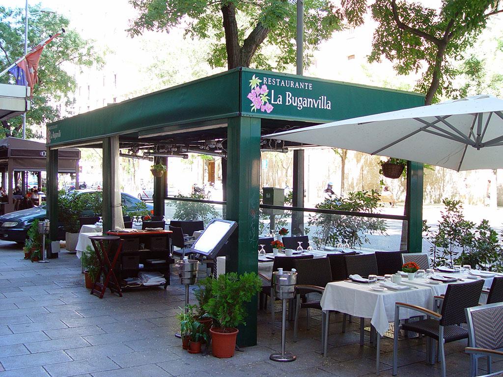 Terraza 07 restaurante la buganvilla - La buganvilla ...