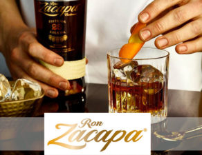 La Buganvilla ron Zacapa