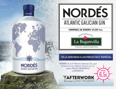 NORDES ATLANTIC GIN