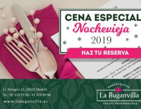 menú nochevieja 2019